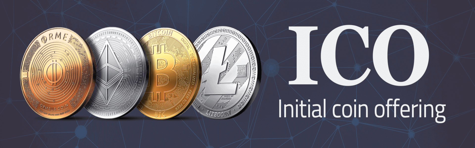 Initial Coin Offering  Development Company the USA | ICO