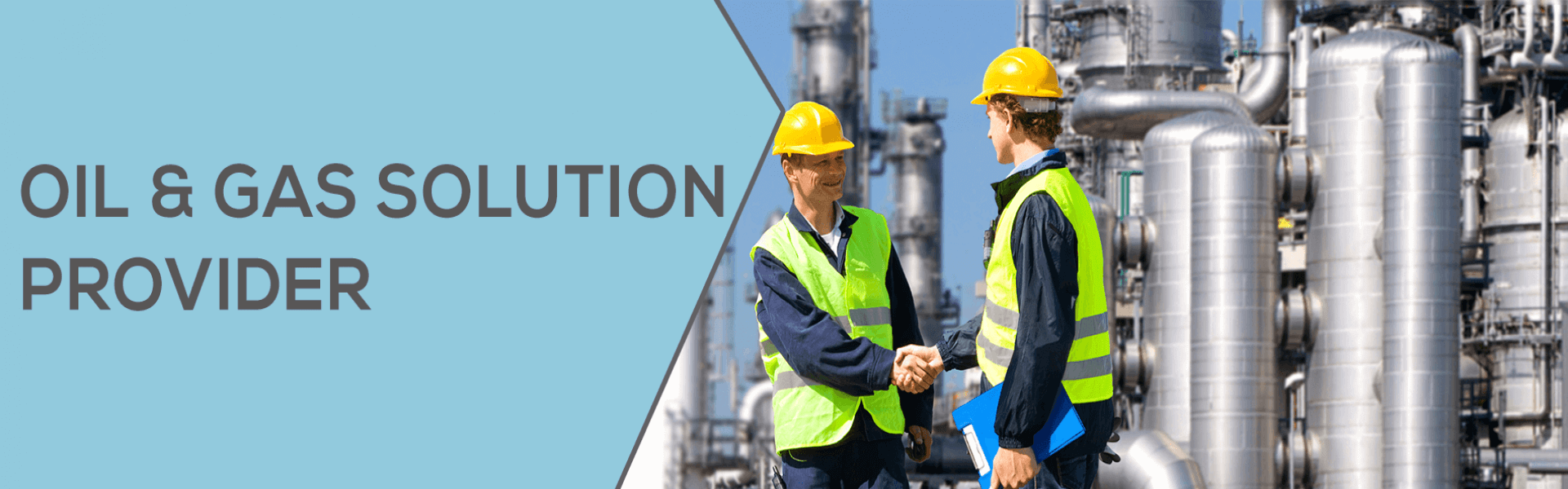 Oil And Gas Solution Provider USA | Oil And Gas Solution