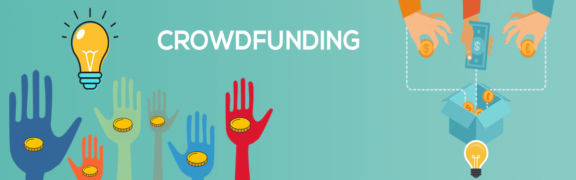 CrowdFunding | CrowdFunding Website Template
