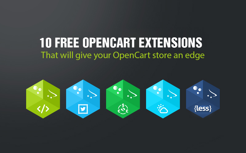 Free Opencart Extensions