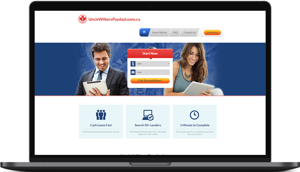 Payday Loan Application Ontario