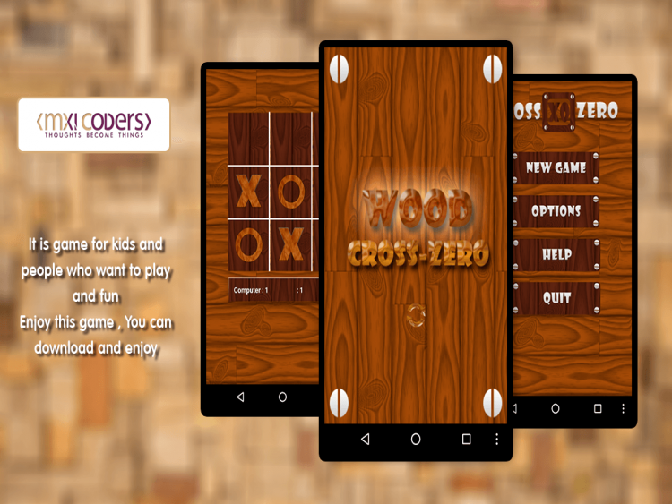 Tic Tac Toe - Simple Game Application